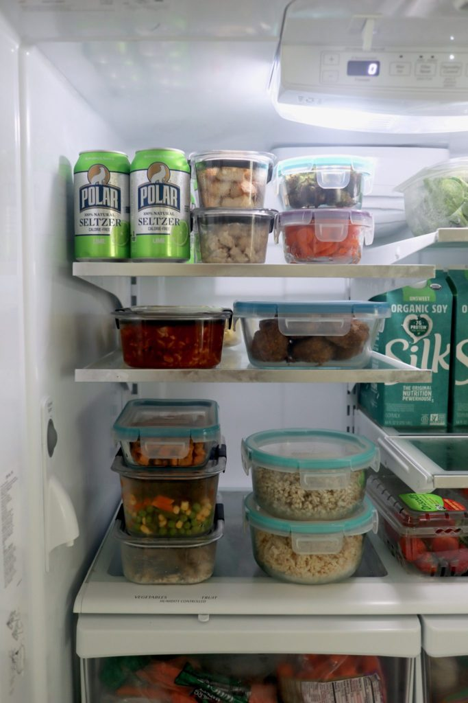 weekly meal prep: 4/1 - 4/5 // cait's plate