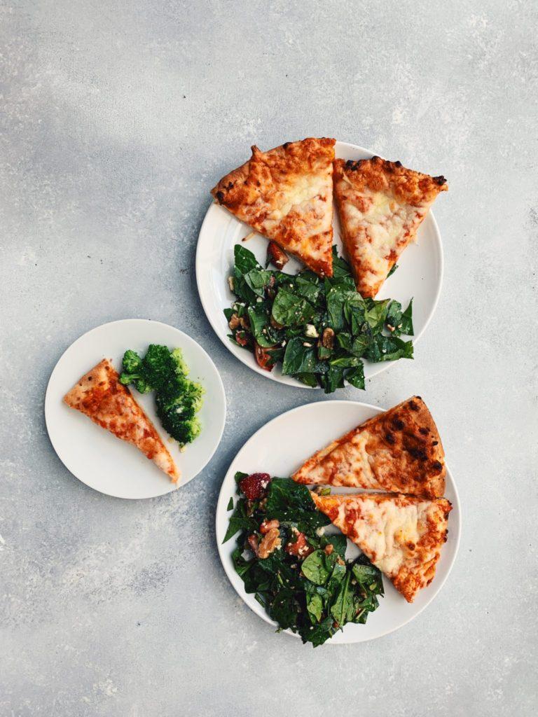 7 easy family dinner ideas // cait's plate