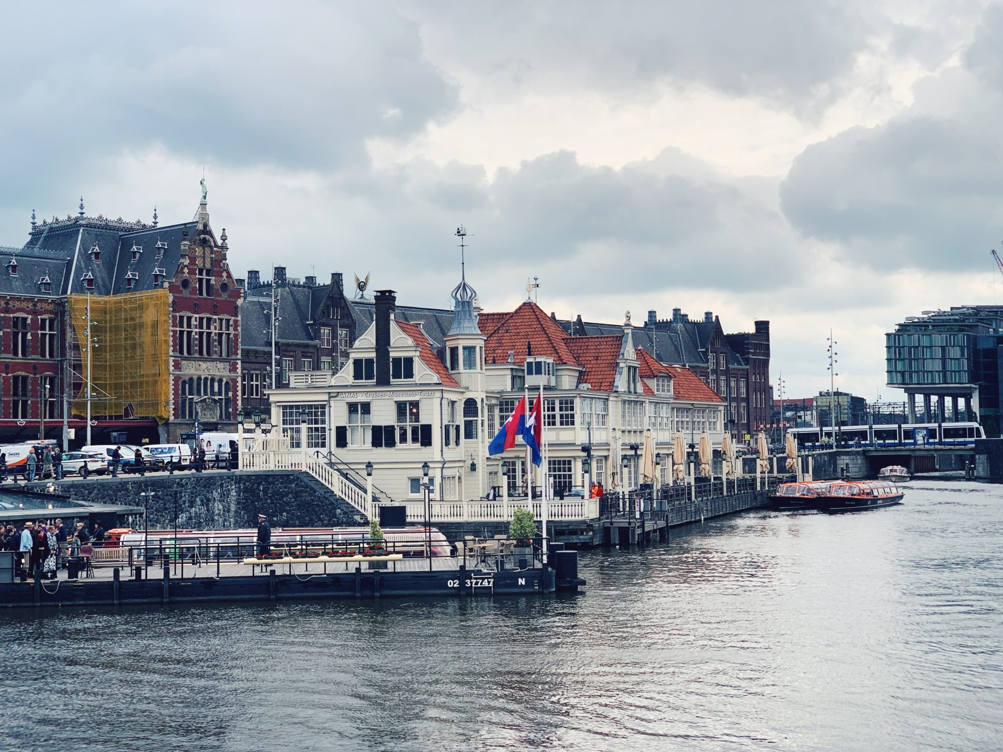 travel: 24 hours in amsterdam // cait's plate