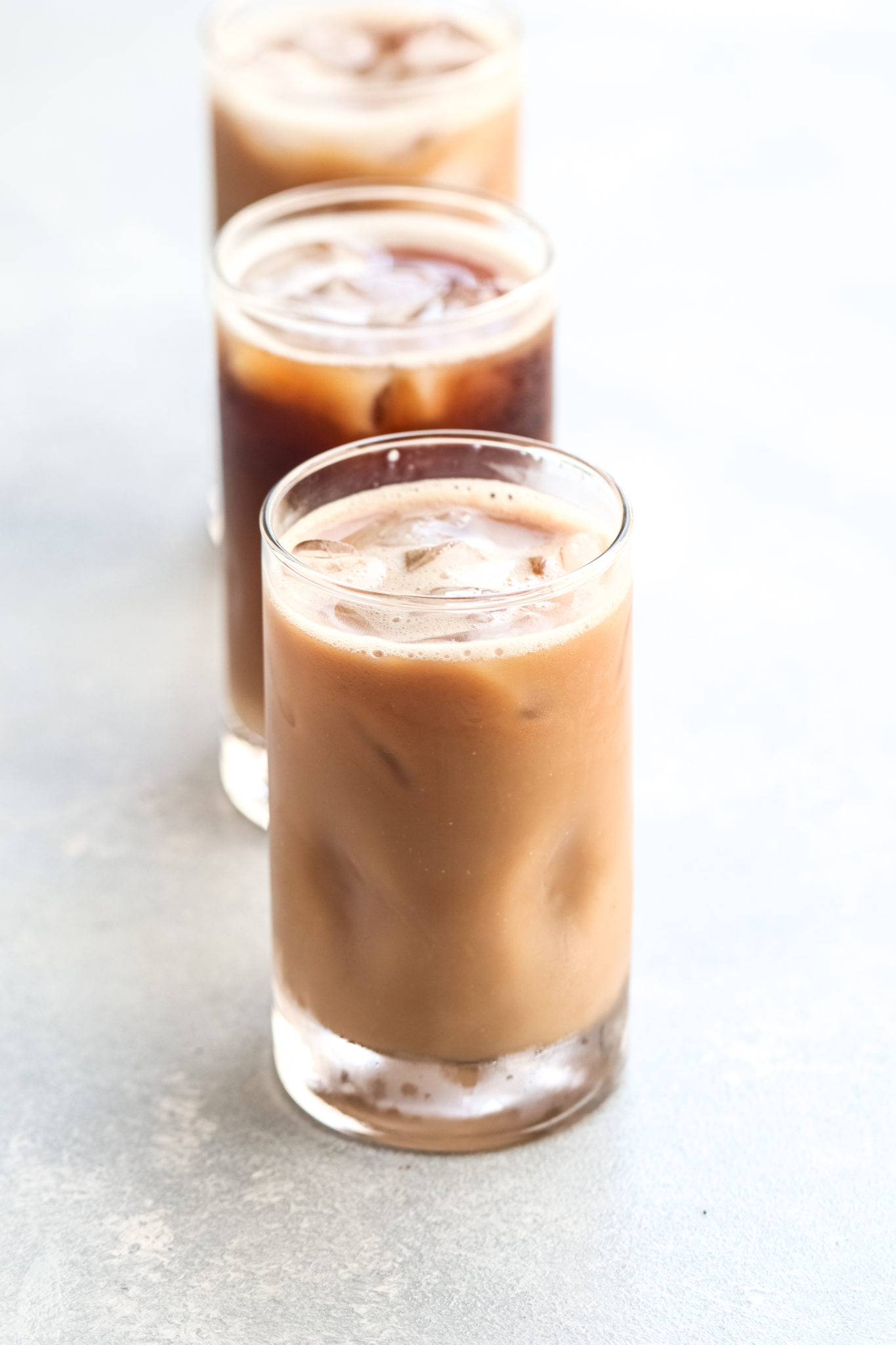 Easy Iced Coffee Cait S Plate