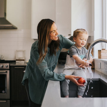 nutrition: all about feeding toddlers // cait's plate