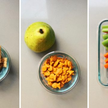 5 packable snack ideas for the week ahead // cait's plate