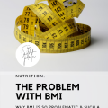 the problem with BMI // cait's plate